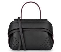 Handtasche WAVE MINI - grau
