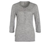 Henley-Shirt TECH LITE aus Merino-Jersey