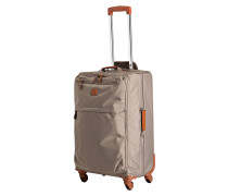 Multiwheel Trolley X-TRAVEL - taupe