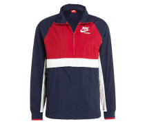 Troyer - navy/ rot/ weiss