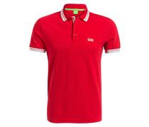 Piqué-Poloshirt PADDY Regular-Fit - rot