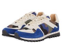 Sneaker ROCKRUNNER CAMOUFLAGE - grün/ blau