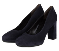Plateau-Pumps - navy
