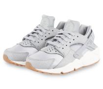 Sneaker AIR HUARACHE RUN PREMIUM - grau