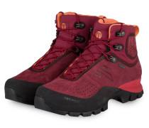 Trekking-Schuhe GTX - rot/ schwarz