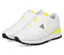 Plateau-Sneaker SAMSIN - WEISS