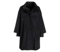 Mantel TWOPIECES - schwarz