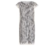Kleid mit Pailletenbesatz