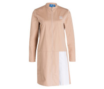 Kleid - rosa/ weiss
