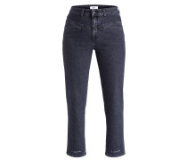 7/8-Jeans PEDAL PUSHER - blau