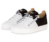 Sneaker DOUBLE - schwarz/ weiss