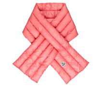 Daunenschal - pink