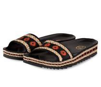 Sandalen UMA - schwarz