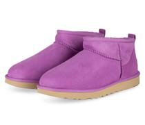 Boots CLASSIC ULTRA MINI - LILA