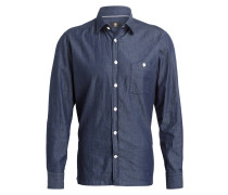 Hemd JOHN T Regular-Fit - blau