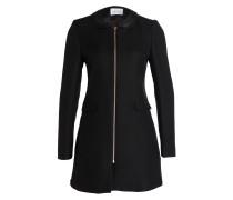 Mantel GILDA - schwarz