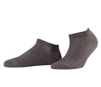 Sneakersocken SHINY - 3240 hematite