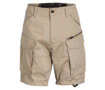 Cargo-Shorts ROVIC Loose-Fit - sand