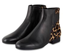 Boots MIRA - schwarz/ beige