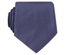Krawatte - marine/  rosa