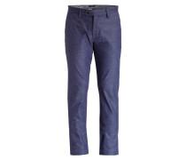 Chino SHIRESY Slim-Fit - blau