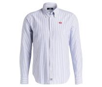 Hemd MANOLO Slim-Fit - blau