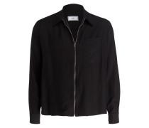Overshirt - schwarz