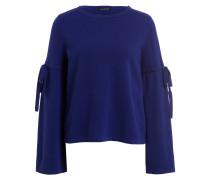 Feinstrickpullover - violet