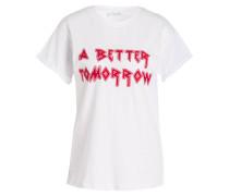 T-Shirt AURA - weiss