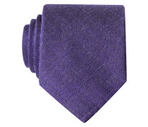 Krawatte - violett