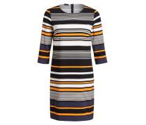 Kleid CIEAST - schwarz/ weiss/ orange