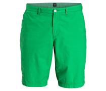 Shorts BRIGHT-D Regular-Fit - grün