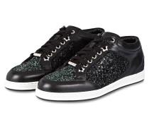 Sneaker MIAMI - schwarz/ navy metallic