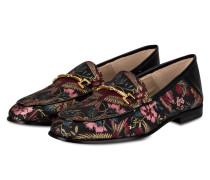 Loafer LORAINE - schwarz/ lila