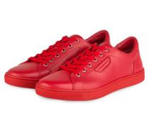 Sneaker LONDON - rot
