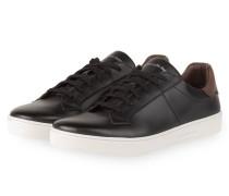 Sneaker - schwarz/ braun