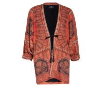 Kimono mit Leinen