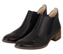 Chelsea-Boots - dunkelblau