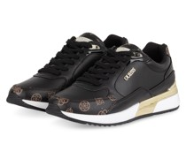 Sneaker MOXEA - SCHWARZ