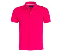 Piqué-Poloshirt - pink