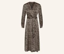 Kleid FILARE in Wickeloptik