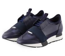 Sneaker RACE RUNNER - dunkelblau/ weiss