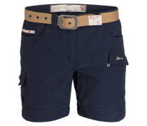 Outdoor-Shorts HIRA - blau