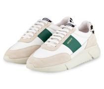 Plateau-Sneaker GENESIS - WEISS/ CREME