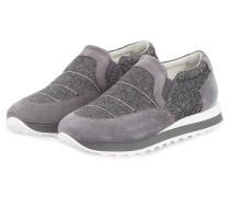 Slip-on-Sneaker - grau