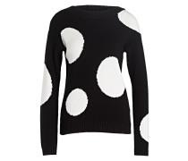 Pullover SHANTELL - schwarz/ weiss
