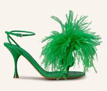 Sandaletten FEATHER DOT - GRASS