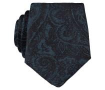 Krawatte - dunkelgrün
