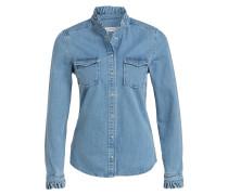 Jeansbluse CARRY - blau