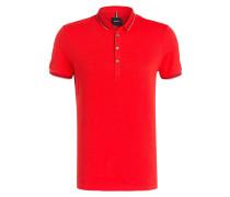 Piqué-Poloshirt PETE - rot
